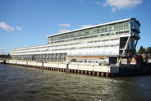 Van Der Smissen Straße Vds Am Cruise Terminal 2 Hamburg